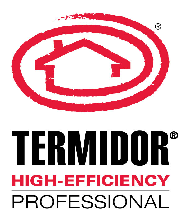 Proudly Using Termidor